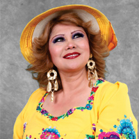 AMANDA PORTALES NOCHE DE GALA TEATRO DE LA UNI - RIMAC - LIMA