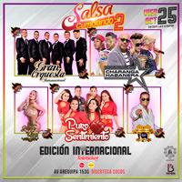 SALSA CUMBIANDO 2DA EDICION COCOS - LINCE - LIMA