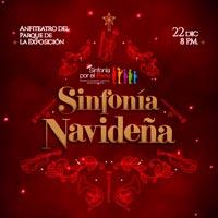 SINFONIA NAVIDEÑA ANFITEATRO DEL PARQUE DE LA EXPOSICION - LIMA