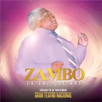 ZAMBO GRAN TEATRO NACIONAL - SAN BORJA - LIMA