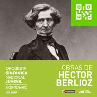 150 AÑOS DE HECTOR BERLIOZ GRAN TEATRO NACIONAL - SAN BORJA - LIMA