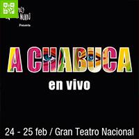 A CHABUCA - EN VIVO GRAN TEATRO NACIONAL - SAN BORJA - LIMA