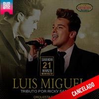 LUIS MIGUEL - YO SOY EN CONCIERTO (FEBRERO 2020) ESTACIÓN DE BARRANCO - BARRANCO - LIMA