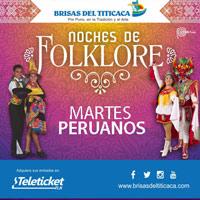 MARTES PERUANOS EN BRISAS DEL TITICACA 2018 BRISAS DEL TITICACA - LIMA