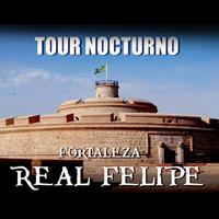 TOUR NOCTURNO FORTALEZA REAL FELIPE 2018 MUSEO DEL EJERCITO FORTALEZA REAL FELIPE - CALLAO - PROV. CONST