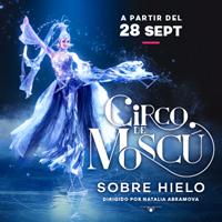 CIRCO DE MOSCU SOBRE HIELO JOCKEY - SANTIAGO DE SURCO - LIMA