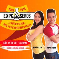 EXPCASEROS - TOUR 2018 CENTRO DE CONVENCIONES MARIA ANGOLA - LIMA
