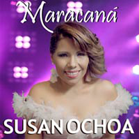 SUSAN OCHOA Y LOS CUATRO FINALISTAS MARACANA RESTAURANT ESPECTACULO - JESUS MARIA - LIMA