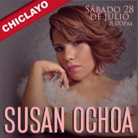 SUSAN OCHOA PORQUE ESTA HEMBRA NO LLORA AUDITORIO COLEGIO NACIONAL SAN JOSE - CHICLAYO - CHICLAYO