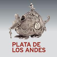 PLATA DE LOS ANDES MUSEO DE ARTE DE LIMA - MALI - LIMA