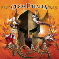 """CIRCO DITALIA ROMA TRUJILLO COLISEO CERRADO """"GRAN CHIMU"""" - TRUJILLO"""