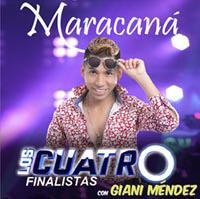 GIANI MENDEZ & LOS CUATRO FINALISTAS MARACANA CENTRO DE CONVENCIONES - JESUS MARIA - LIMA