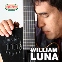 WILLIAM LUNA EN CONCIERTO LA ESTACION - BARRANCO - LIMA