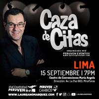 CAZA DE CITAS CENTRO DE CONVENCIONES MARIA ANGOLA - LIMA