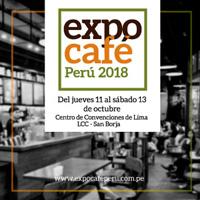 8VA. EXPO CAFÉ PERU 2018 CENTRO DE CONVENCIONES DE LIMA-LCC SAN BORJA - SAN BORJA - LIMA