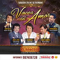 "VOCES DEL AMOR RESTAURANT TURISTICO ""EL ROSEDAL"" - LIMA"