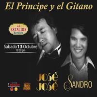 TRIBUTO A JOSE JOSE Y A SANDRO ESTACION DE BARRANCO - BARRANCO - LIMA