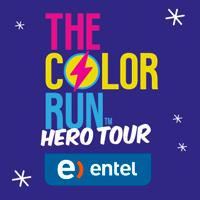 THE COLOR RUN ENTEL TOUR HERO 2018 COSTA VERDE - LIMA