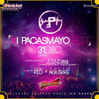 XI PACASMAYO FEST 2019 EXPLANADA MALECON NORTE - EX ENAPU - TRUJILLO