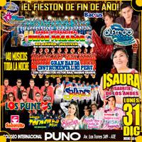 CHOQUE INTERNACIONAL DE POTENCIAS MUSICALES COLISEO INTERNACIONAL PUNO - LIMA