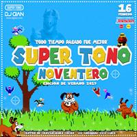 SUPER TONO NOVENTERO EDICION VERANO 2019 CENTRO CONVENCIONES COCOS - LINCE - LIMA