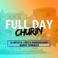 FULL DAY CHURIN BAÑOS TERMALES CHURIN BAÑOS TERMALES - LIMA