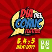 DÍA DEL CÓMIC FESTIVAL 2019 TELETICKET - LIMA
