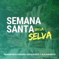 SEMANA SANTA EN LA SELVA AV. PETIT THOUARS CDRA. 4 - LIMA