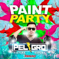 PAINT PARTY CON DJ PELIGRO CENTRO DE CONVENCIONES COCOS - LINCE - LIMA