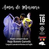AMOR DE MARINERA AUDITORIO DEL COLEGIO SANTA URSULA - SAN ISIDRO - LIMA