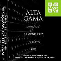 ALTA GAMA WINEFEST ALMENDARIZ 2019 COUNTRY CLUB LIMA HOTEL - SAN ISIDRO - LIMA