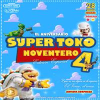 SUPER TONO NOVENTERO - EL ANIVERSARIO CENTRO DE CONVENCIONES COCOS - LINCE - LIMA