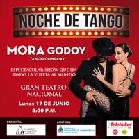 NOCHE DE TANGO GRAN TEATRO NACIONAL - SAN BORJA - LIMA