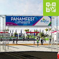 PANAMFEST PARQUE 3 PICOS - COSTA VERDE MIRAFLORES - LIMA