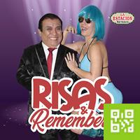 RISAS & REMEMBER-Manolo Rojas y Patricia Alquinta ESTACIÓN DE BARRANCO - BARRANCO - LIMA