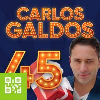 CARLOS GALDOS 45 TEATRO PERUANO JAPONÉS - JESUS MARIA - LIMA