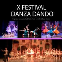 X FESTIVAL DANZA DANDO TEATRO MUNICIPAL - LIMA
