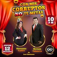 CON MIS CORRUPTOS NO TE METAS CENTRO DE CONVENCIONES BIANCA - BARRANCO - LIMA