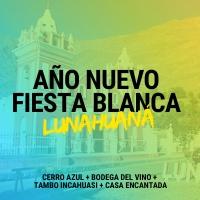 FIESTA BLANCA+TOUR+CAMPAMENTO AÑO NUEVO LUNAHUANA SELECCIONES SU PUNTO DE EMBARQUE - LIMA