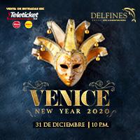 FIESTA AÑO NUEVO 2020 DELFINES HOTEL & CONVENTION CENTER - SAN ISIDRO - LIMA