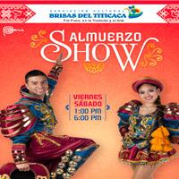 ALMUERZO SHOW  BRISAS DEL TITICACA 2020 BRISAS DEL TITICACA ASOCIACIÓN CULTURAL - LIMA