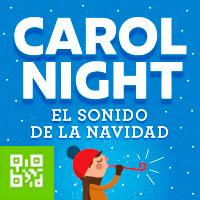 CAROL NIGHT - EL SONIDO DE LA NAVIDAD LA CUPULA DE LAS ARTES - SANTIAGO DE SURCO - LIMA