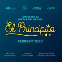 EL PRINCIPITO GRAN TEATRO NACIONAL - SAN BORJA - LIMA