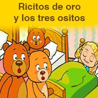 RICITOS DE ORO Y LOS 3 OSITOS TEATRO AUDITORIO MIRAFLORES - MIRAFLORES - LIMA