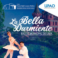 LA BELLA DURMIENTE BALLET - TRUJILLO TEATRO VICTOR RAUL LOZANO IBAÑEZ - TRUJILLO