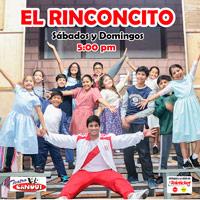 EL RINCONCITO TEATRO CANOUT - MIRAFLORES - LIMA