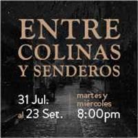 ENTRE COLINAS Y SENDEROS TEATRO DE LUCIA - MIRAFLORES - LIMA