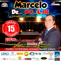 MARCELO DE NO...CHE TEATRO VICTOR RAUL LOZANO IBAÑEZ - TRUJILLO - TRUJILLO
