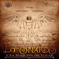 LEONARDO Y LA MAQUINA DE VOLAR AUDITORIO AFP INTEGRA- MALI - LIMA