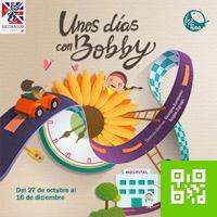UNOS DÍAS CON BOBBY TEATRO BRITANICO - MIRAFLORES - LIMA